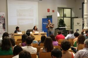 Rikardo Fernadez, Ana Silvia Monzón y Jorge Irazola