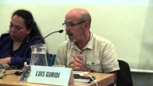 Conferencia: Proyección a futuro. Los retos de la cooperación en las políticas de salud sexual y reproductiva: Luis Guridi