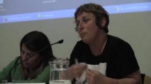 Mesa de Debate: Construcción de estado desde la sociedad civil: Teresa Maldonado