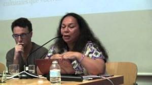 Conferencia: La construcción de estado y participación social. : Ana Silvia Monzón