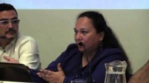 Conferencia: Proyección a futuro. Los retos de la cooperación en las políticas de salud sexual y reproductiva: Ana Silvia Monzón