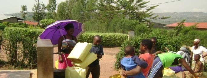 Agua y Saneamiento en el Distrito de Kamonyi Image