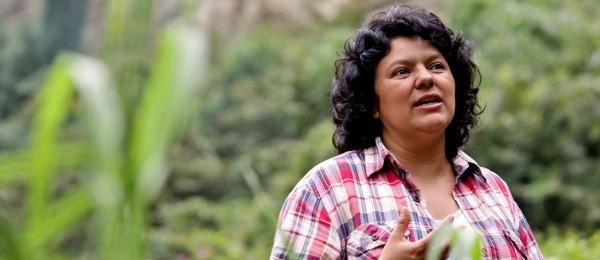 Asesinan a Berta Cáceres, lider indígena y ambientalista de Honduras Image