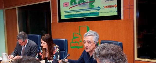 Denuncian en el Parlamento Vasco el incumplimiento de la Ley Vasca de Cooperación y exigen una mayor desgravación fiscal Image