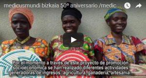 50º aniversario medicusmundi bizkaia