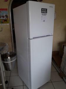 Refrigeradora para resguardo de vacunas