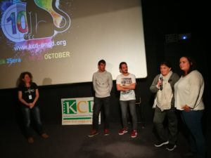 Presentación documental CINE INVISIBLE medicusmundi bizkaia