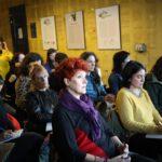 La jornada se realizó en el Hika Ateneo ante un nutrido grupo de asistentes (Foto: Ecuador Etxea)