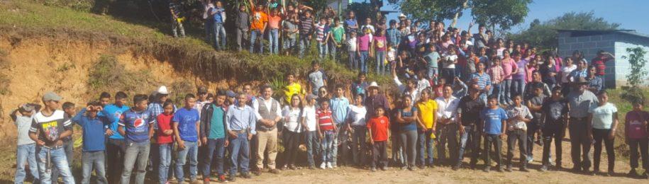 Iurretako Udalak hondurasen Lenca etniarekin egiten dugun lana finantzatuko du Image
