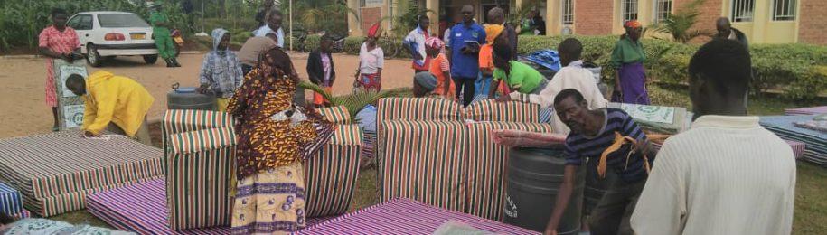 Acciones de Emergencia en Ruanda, tras lluvias torrenciales Image