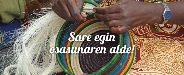 SARE EGIN OSASUNAREN ALDE!!! Image