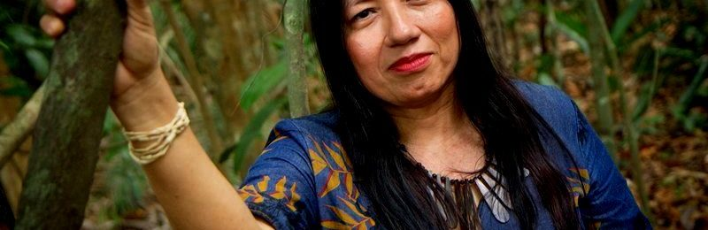 """[ELKARRIZKETA] ELAIZE FARIAS: """"Aurrekaririk gabeko erasoa jasan du Amazoniak Jair Bolsonaroren gobernupean"""" Image"""