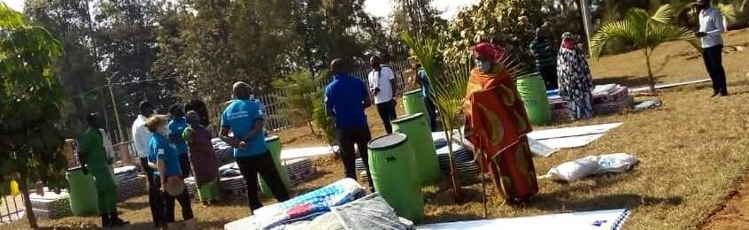 Ruandan euriteengatik larrialdiko ekintzak hasi ditugu