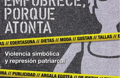 """¡INSCRÍBETE! Taller online """"El machismo mata y empobrece porque atonta"""" Image"""