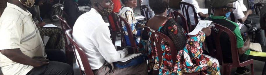 Seguimos luchando contra la malnutrición infantil y por la prevención de la COVID-19 en Biyela